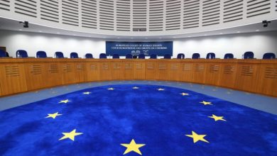 Photo of ECtHR rejects 2010 application of Sledgehammer defendants