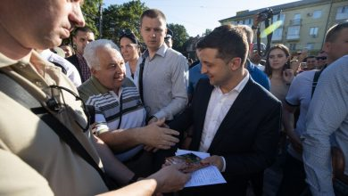 Photo of Thank you for saving Mariupol – President congratulated the residents on the fifth anniversary of the liberation of the city