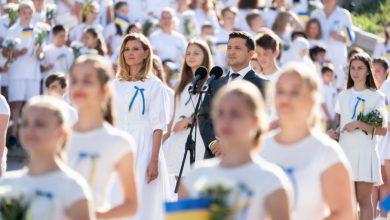 Photo of Ukrainians must be a united nation not in slogans, but in their hearts – Volodymyr Zelenskyy during the celebration of Independence Day