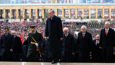 Photo of Turkey reassigns 6 generals for second time in a month