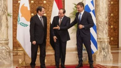Photo of Cyprus, Greece, Egypt call Turkey's agreement with Libyan gov't 'illegal': report